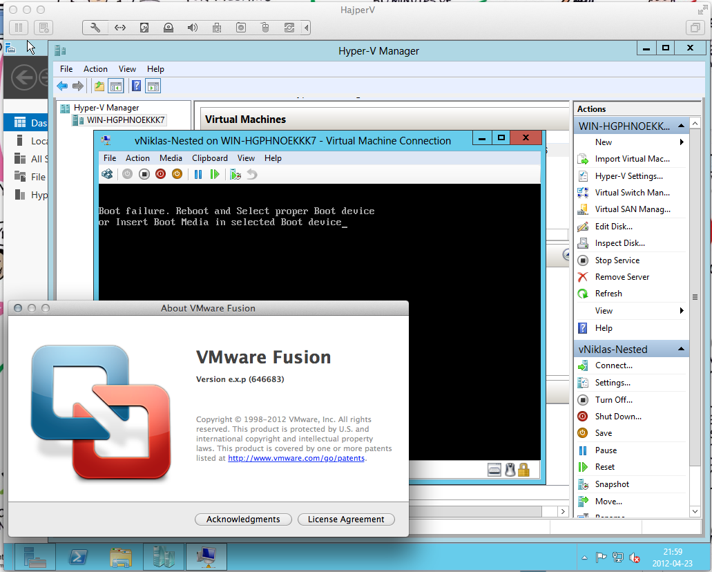vmware tools Following best practices, i've been using the vmware paravirtual scsi controller for my disks i am able to create the templates by attaching the floppy which holds the driver for the disk, then i.