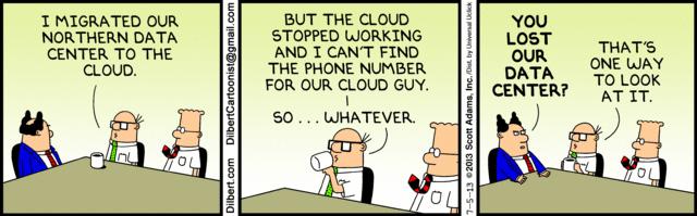 lostdatacenter