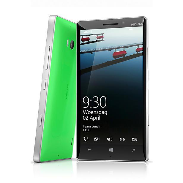 nokia-lumia-930-groen